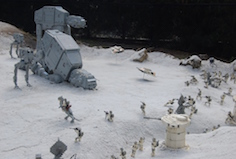 The Battle of Hoth, LEGOLAND, Florida