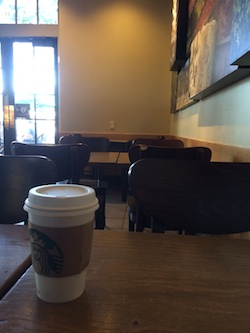 The Starbucks in Celebration, Florida