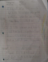 Callum's song