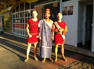 Romans in Cartagena