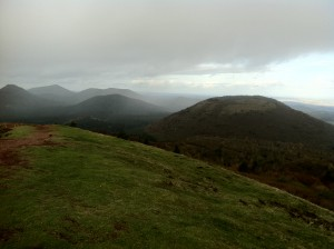 The Puys of Auvergne