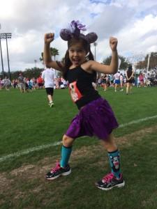 Marathon Weekend Mickey Mile