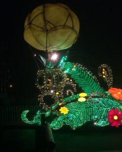Tinker Bell's balloon
