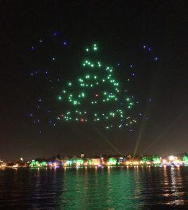 Disney Springs drone show