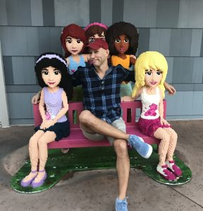 LEGO Friends at Disney Springs