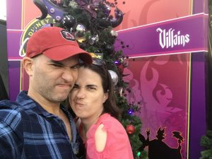 Disney Villains Christmas tree
