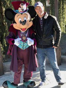 Phantom Manor Mickey