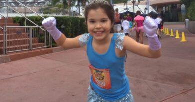 Princess Mickey Mile at Epcot