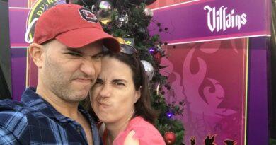 Disney Villains Christmas tree
