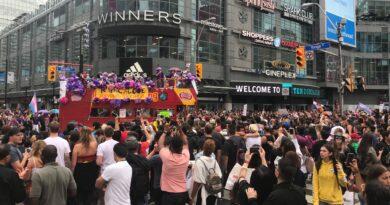 Toronto Pride parade 2018